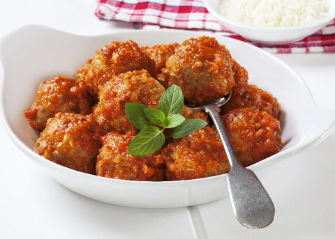 photo of albondigas