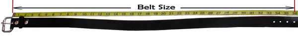 Tips to ordering a belt that will fit you
