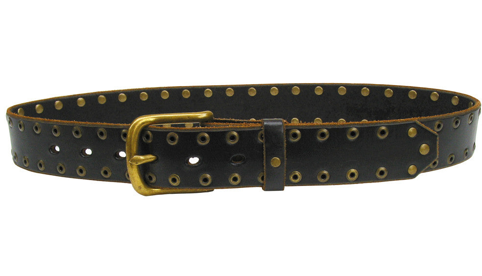 handmade rivet belt handmade n leather