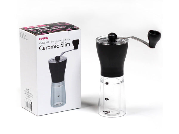 Hario Mini Mill Slim Hand Coffee Grinder