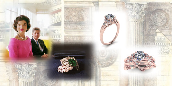 ANTIQUE RINGS BRINGING A SOPHISTICATED AURA