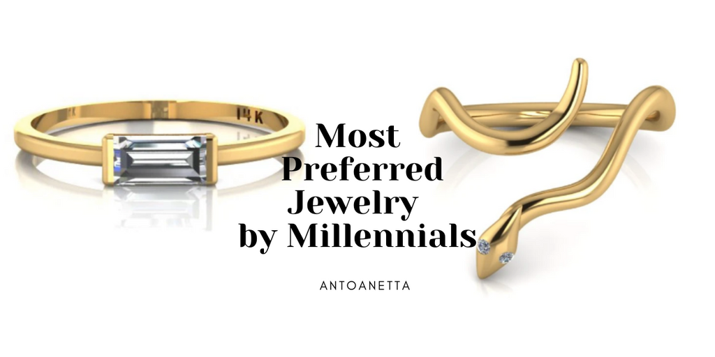Most Preferred Jewelry by Millennials