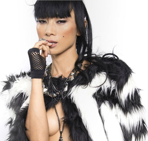 Bai Ling Antoanetta Chain Necklace