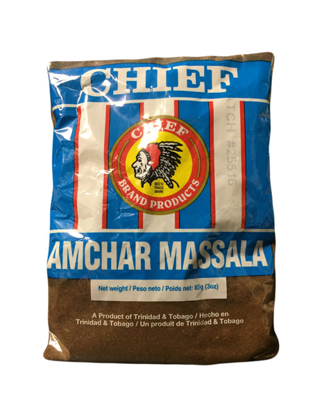 <b>CHIEF</b><br>Amchar Massala