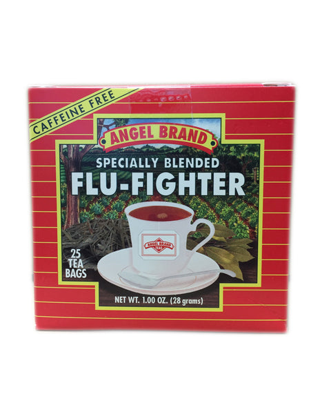 <b>ANGEL BRAND</b><br>Flu-Fighter Tea - 25 Bags