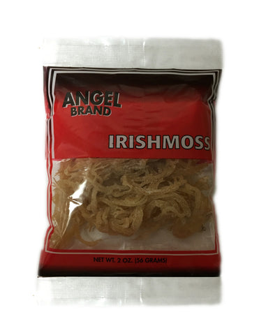 <b>ANGEL BRAND</b><br>Irish Moss