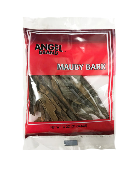 <b>ANGEL BRAND</b><br>Mauby Bark