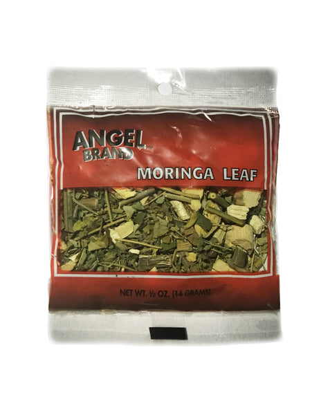 <b>ANGEL BRAND</b><br>Moringa Leaf