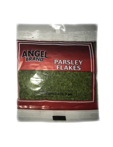 <b>ANGEL BRAND</b><br>Parsley Flakes