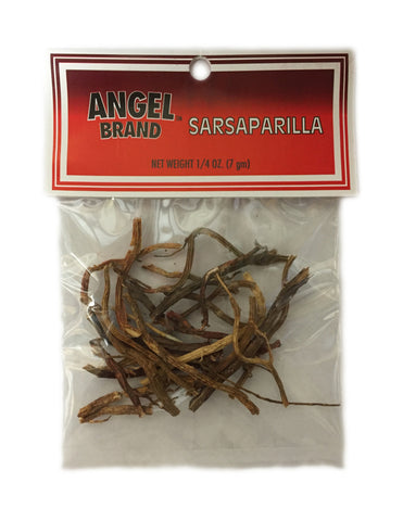 <b>ANGEL BRAND</b><br>Sarsaparilla