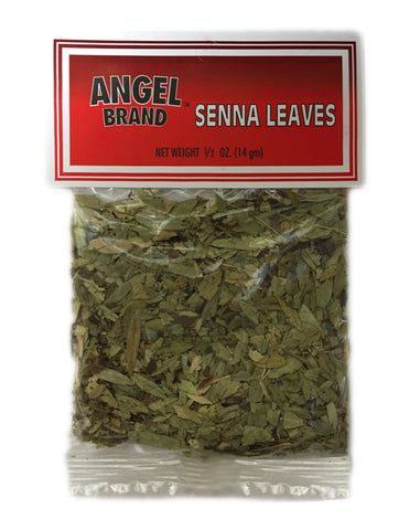 <b>ANGEL BRAND</b><br>Senna Leaves