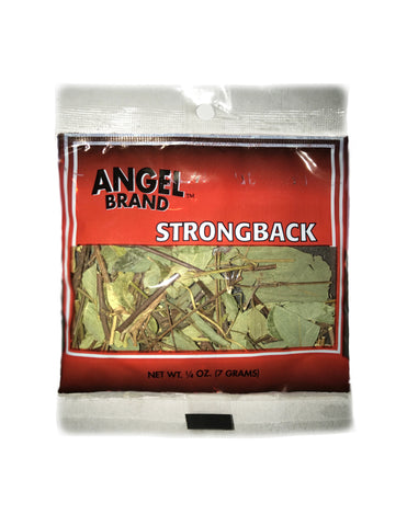 <b>ANGEL BRAND</b><br>Strongback