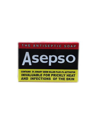 <b>ASEPSO</b><br>The Antiseptic Soap