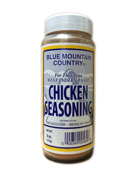 <b>BLUE MOUNTAIN</b><br>Chicken Seasoning