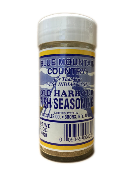 <b>BLUE MOUNTAIN</b><br>Fish Seasoning