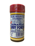 <b>BLUE MOUNTAIN</b><br>Jamaican Curry Powder (Hot)