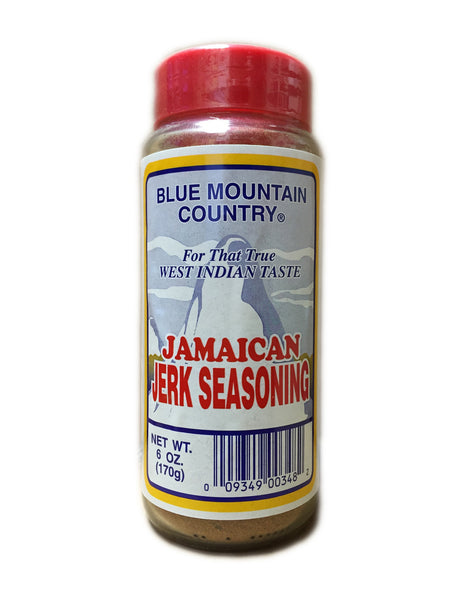 <b>BLUE MOUNTAIN</b><br>Jamaican Jerk Seasoning