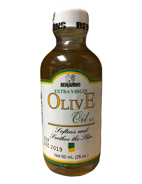 <b>BENJAMINS</b><br>Extra Virgin Olive Oil