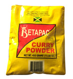 <b>BETAPAC</b><br>Curry Powder