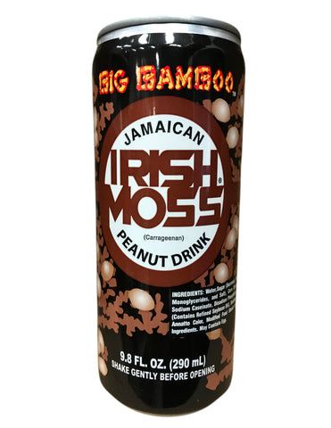 <b>BIG BAMBOO</b><br>Irish Moss Peanut Drink