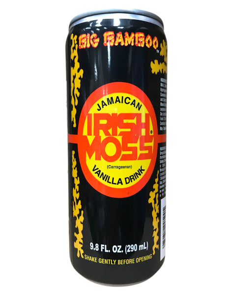 <b>BIG BAMBOO</b><br>Irish Moss Vanilla Drink