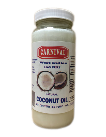<b>CARNIVAL</b><br>West Indian Coconut Oil