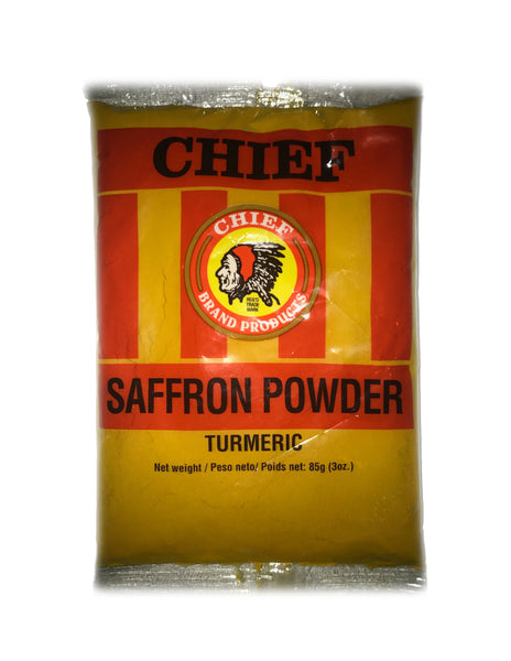 <b>CHIEF</b><br>Saffron Powder (Turmeric)