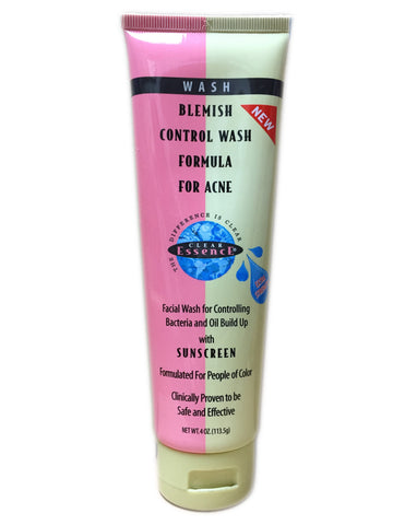 <b>CLEAR ESSENCE</b><br>Facial Wash with Sunscreen