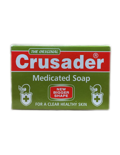 <b>CRUSADER</b><br>Medicated Soap
