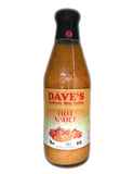 <b>DAVE'S</b><br>Authentic West Indian Hot Sauce