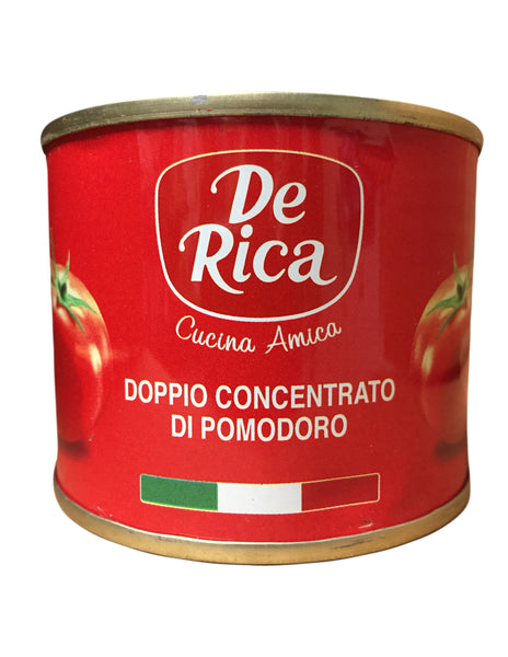 <b>DE RICA</b><br>Double Concentrated Tomato Paste