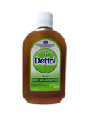 <b>DETTOL</b><br>Liquid First Aid Antiseptic