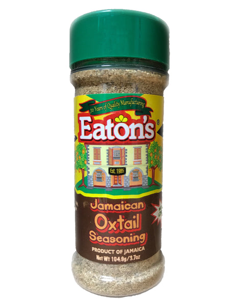 <b>EATON'S</b><br>Jamaican Oxtail Seasoning