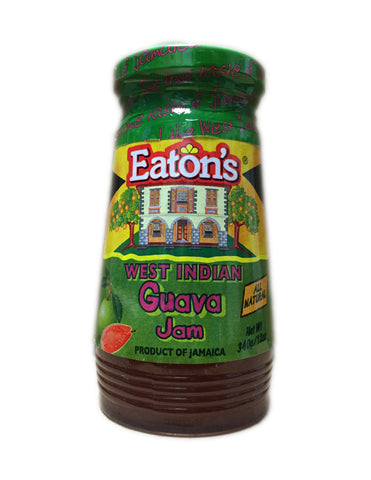<b>EATON'S</b><br>West Indian Guava Jam