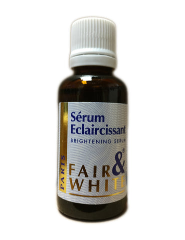 <b>FAIR & WHITE</b><br>Brightening Serum