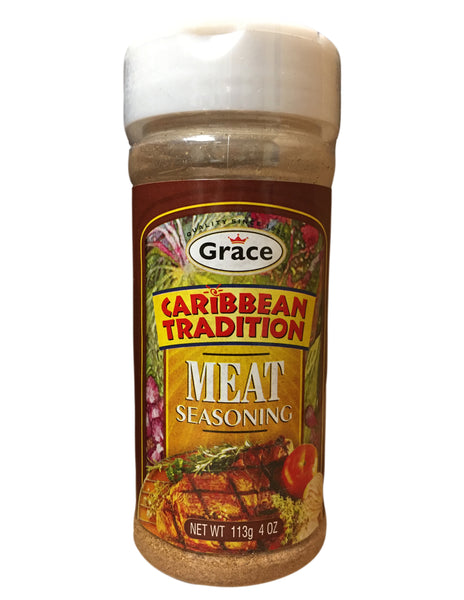 <b>GRACE CARIBBEAN TRADITIONS</b><br>Meat Seasoning