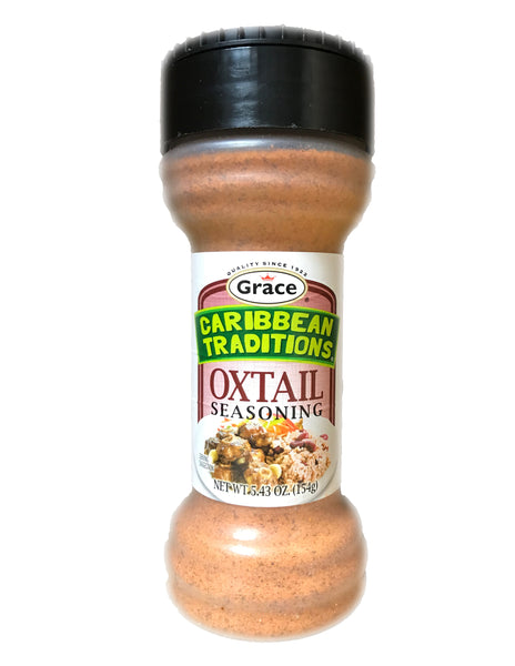 <b>GRACE CARIBBEAN TRADITIONS</b><br>Oxtail Seasoning