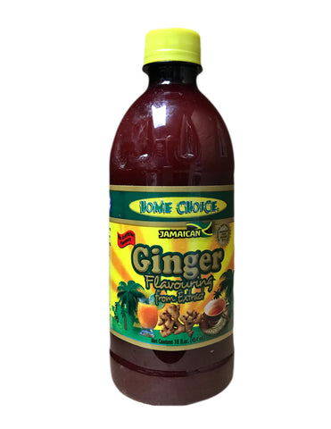<b>HOME CHOICE</b><br>Jamaican Ginger Flavouring From Extract