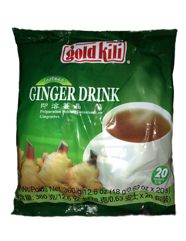 <b>GOLDKILI</b><br>Instant Ginger Drink