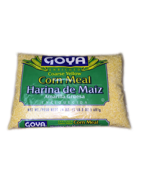 <b>GOYA</b><br>Coarse Yellow Corn Meal