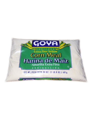 <b>GOYA</b><br>Extra Fine Yellow Corn Meal