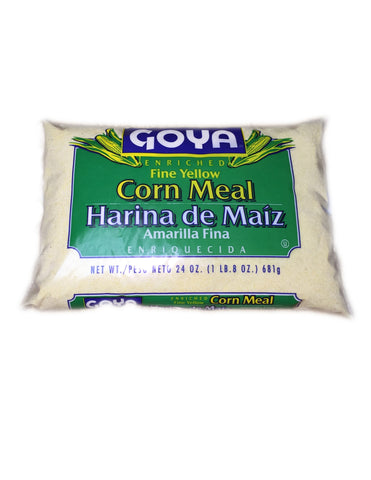 <b>GOYA</b><br>Fine Yellow Corn Meal