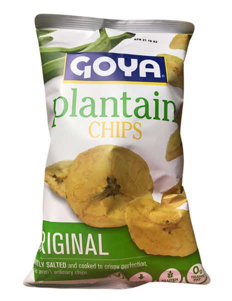 <b>GOYA</b><br>Original Plantain Chips