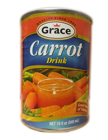 <b>GRACE</b><br>Carrot Drink