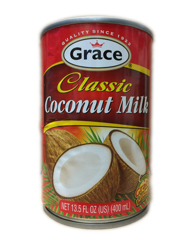<b>GRACE</b><br>Coconut Milk