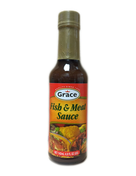 <b>GRACE</b><br>Fish & Meat Sauce