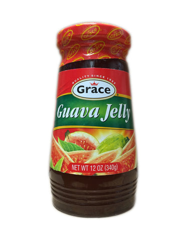 <b>GRACE</b><br>Guava Jelly