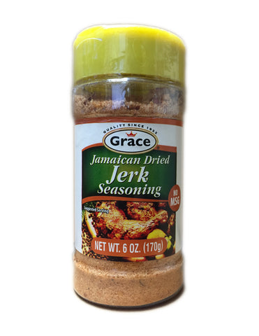 <b>GRACE</b><br>Jamaican Dried Jerk Seasoning