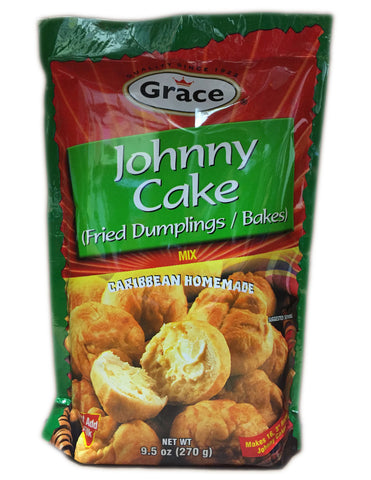 <b>GRACE</b><br>Johnny Cake Mix
