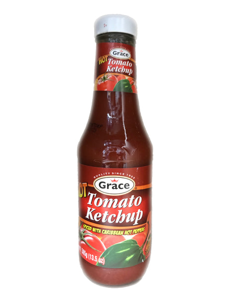 <b>GRACE</b><br>Tomato Ketchup (Hot)